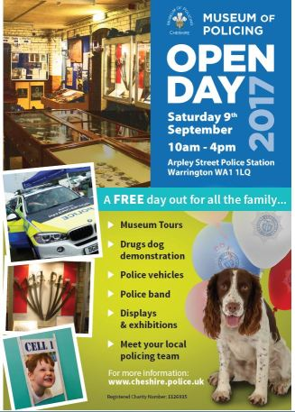 Museum of policing open day - 9th September 2017